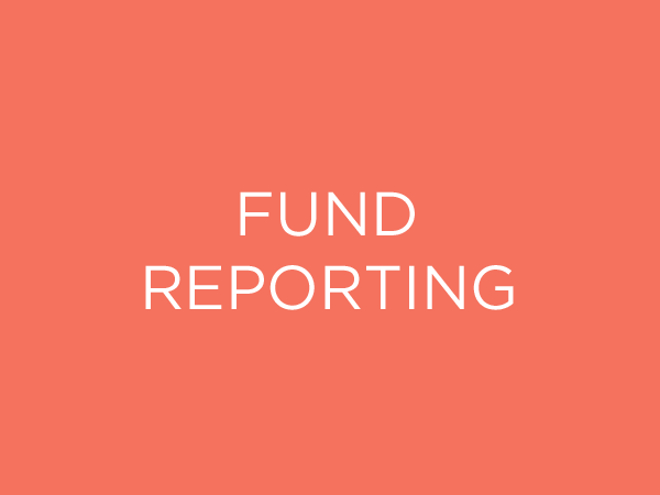 Fund Reporting