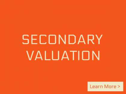 Secondary Valuation